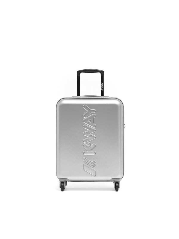 K-way Trolley Cabina 20cm Argento