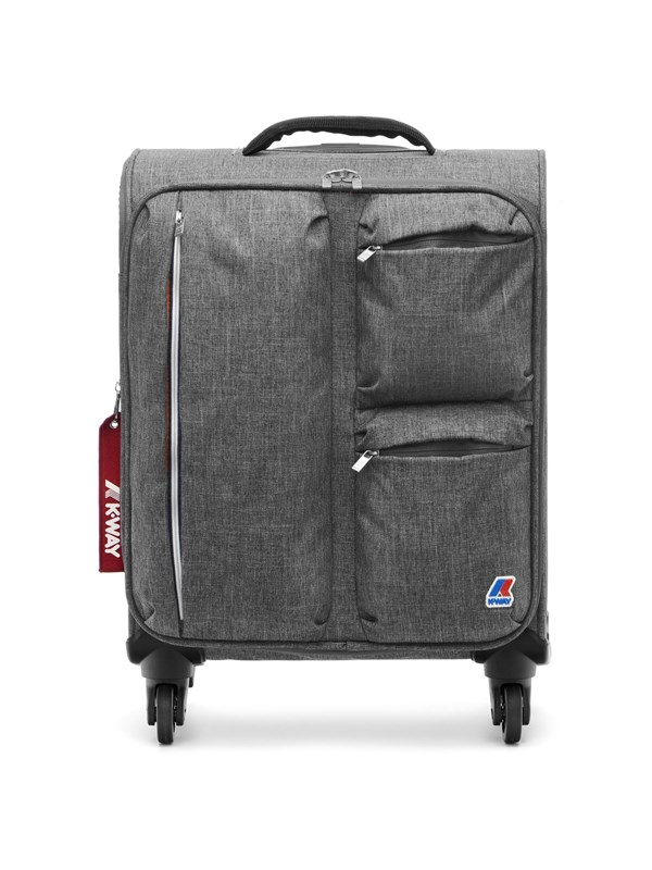 K-way Trolley Cabina 20cm Grigio