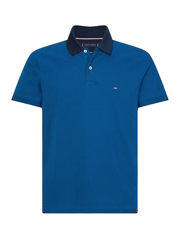 Tommy  Hilfiger Polo Bluette