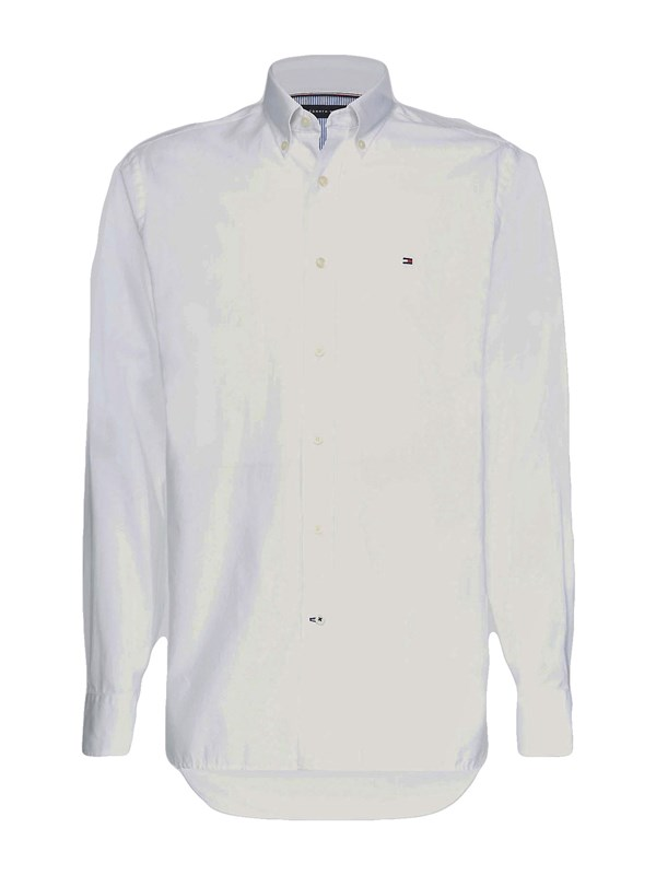 Tommy  Hilfiger Camicia Bianco