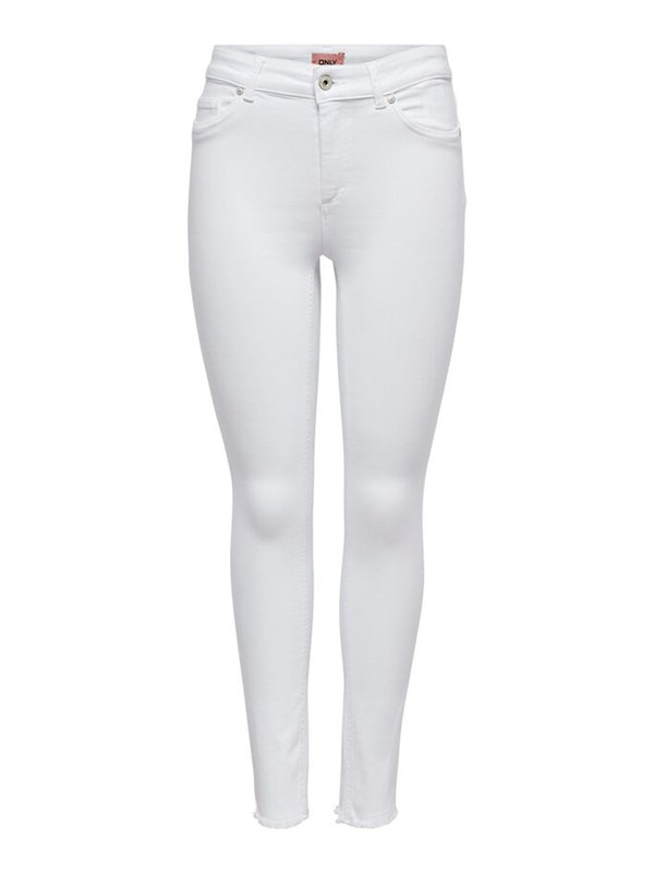 Only Jeans Bianco