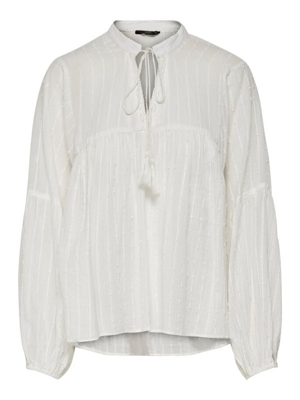 Only Blusa Bianco
