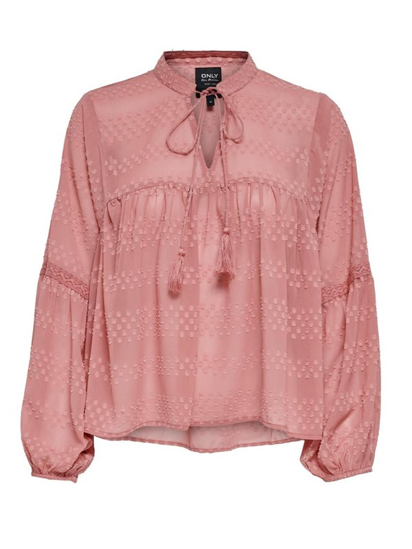 Only Blusa Rosa