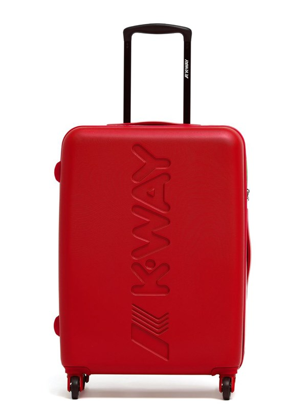 K-way Trolley Medio Rosso