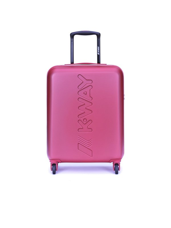K-way Trolley Cabina 20cm Rosa