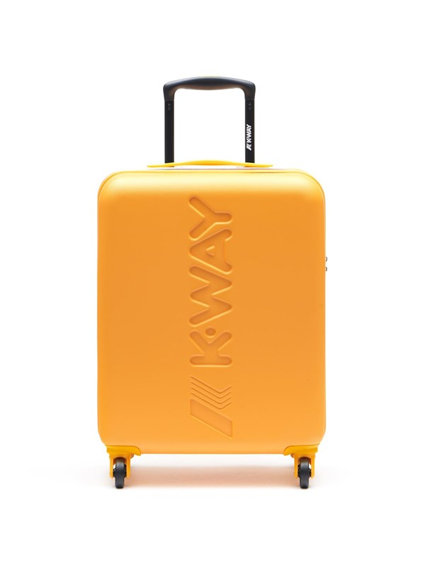 K-way Trolley Cabina 20cm Giallo