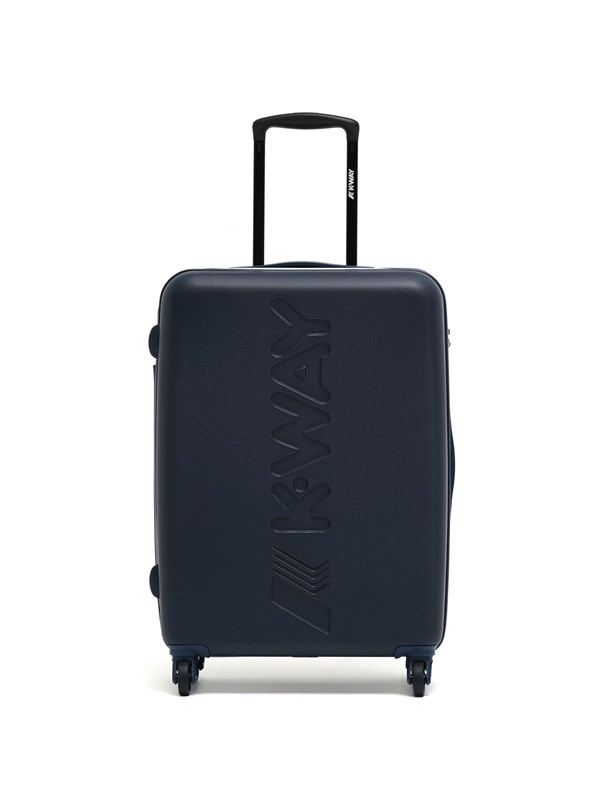 K-way Trolley Medio Blu