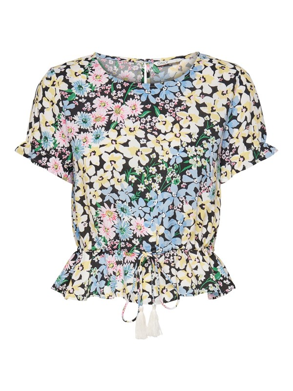 Only Blusa Multicolor